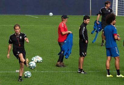 Osasuna se divierte con la mente puesta en el Valencia