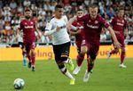 Rodrigo, principal novedad en la lista del Valencia