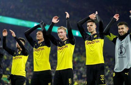 Borussia Dortmund vs Borussia Moenchengladbach