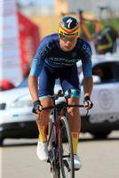 Sebastián Mora plata en puntuación en Minsk