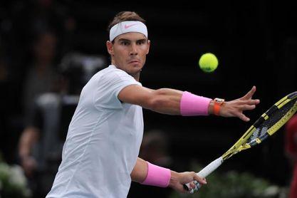 Nadal mantiene el pulso con Djokovic, gana a Tsonga y ya está en semifinales