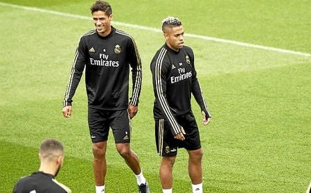 Mariano está en la rampa de salida del Real Madrid.