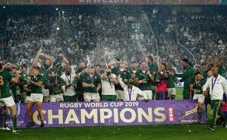 Más de 400.000 visitantes extranjeros llegaron a Japón para el mundial de rugby