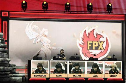 FunPlus Phoenix destrona al campeón Invictus y jugará la final (3-1)