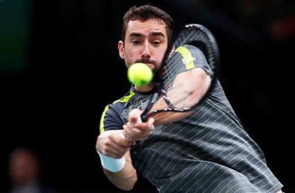 Croacia pierde a Marin Cilic para las Finales de la Copa Davis