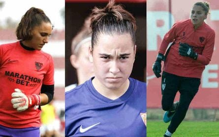 Cata Coll, Sara Serrat y Noelia Ramos se reparten los minutos