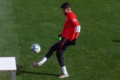 Simeone baraja que Costa sea suplente y Herrera esté en el once ante el Espanyol
