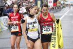 Chakib Lachgar sorprende a los favoritos y gana la Behobia-San Sebastián