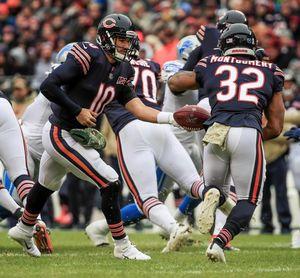 20-13. Trubisky detiene la mala racha de los Bears