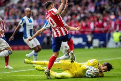 """Correa: """"Amo y le debo la vida al Atlético"""""""