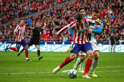 Morata y Koke dan la victoria al Atlético (3-1)