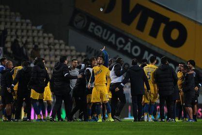 El Oporto, al acecho del líder gracias al brasileño Alex Telles