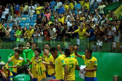 El anfitrión Brasil buscará frenar a la aplanadora francesa en semifinales