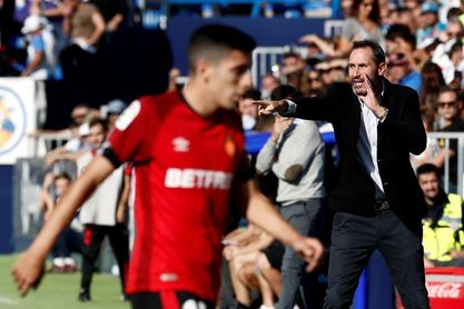 El Mallorca se entrena sin cinco de sus internacionales