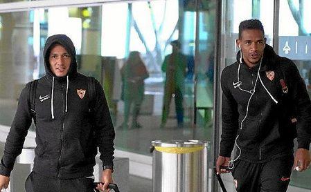 El Sevilla se volverá de Galicia sin jugar.