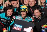 "Navarro suma la cuarta ""pole"" del año en Moto2"