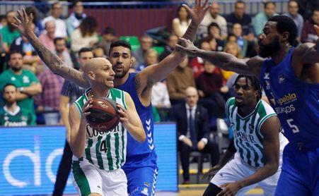 85-72 El San Pablo vuelve a la senda de la victoria a costa del Real Betis