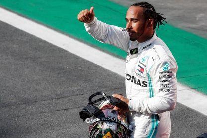 """Hamilton: """"Intentaremos ser más agresivos"""" en la carrera"""