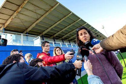 """Paloma Fernández: """"Queremos un convenio y creo que lo merecemos"""""""
