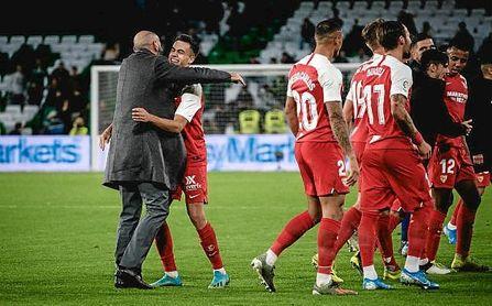 El Sevilla que sólo sabe ganar