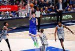117-110. Doncic establece nuevas marcas y los Mavericks hunden a los Spurs