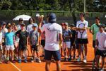 Los valores de la academia de tenis de Rafa Nadal llegan a las pistas de Uruguay