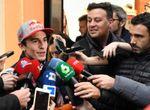 """Marc Márquez: """"Me encanta que Luis Enrique haya vuelto a la Selección"""""""