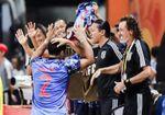4-5. Japón agua la fiesta paraguaya con un gol sobre la bocina