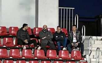 Monchi entiende que aún hay cosas por mejorar en el Sevilla FC.