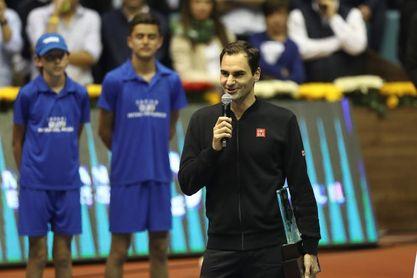 Agente de Federer: Encontramos nueva fecha en Bogotá o devolvemos el dinero