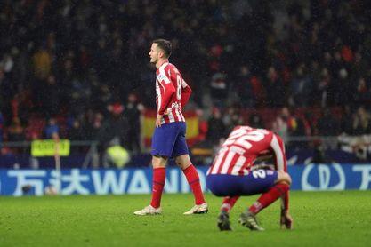 La transición que le falta al Atlético se llama gol