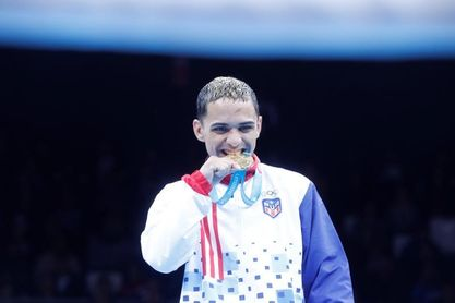 El boxeador Óscar Collazo renuncia a las olimpíadas y firma con Cotto Promotions