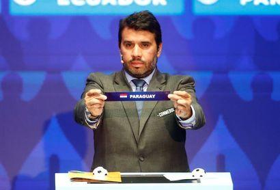 Uruguay y Paraguay comparten grupo con Argentina, Australia, Chile y Bolivia