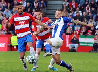 3-0. El Granada noquea al Alavés en una sensacional segunda parte