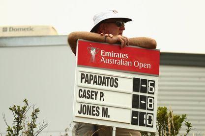 El australiano Matt Jones tiene 3 golpes de margen para la victoria