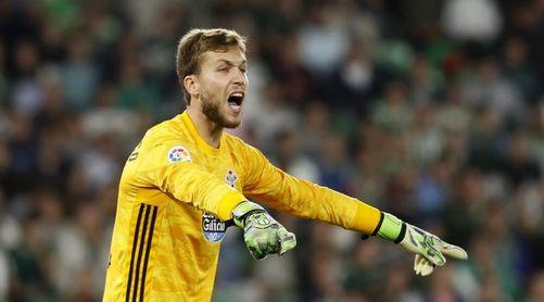 El Celta recupera a Rubén Blanco para la ?final? contra el Leganés