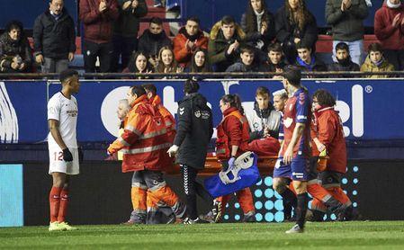 Así contamos el Osasuna 1-1 Sevilla