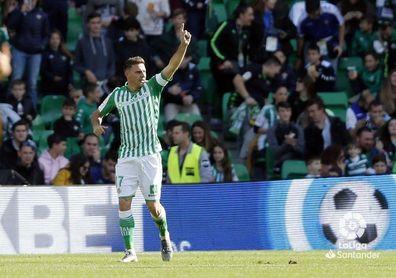 Así te contamos en directo el Real Betis-Athletic (3-2)