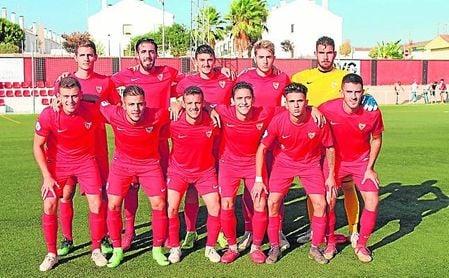 El Sevilla C de Lolo Rosano está realizando una gran temporada, destacando su versión como local.