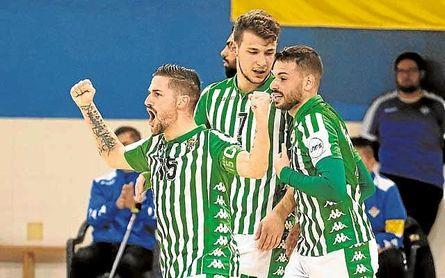 Machada del Betis en la Copa del Rey (5-4)