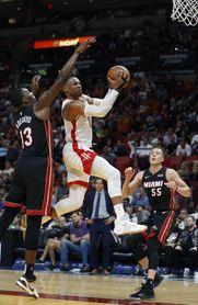 135-121. Nunn y los Heat siguen sin derrota como equipo local