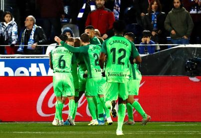 1-1. Alavés y Leganés no merecen más que el empate