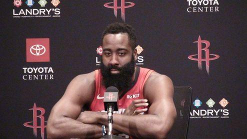 107-130. Harden anota 54 puntos en victoria de los Rockets