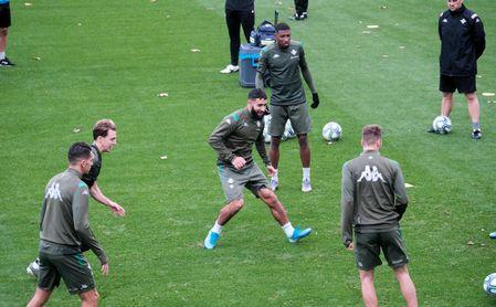 Fekir, incluido en la lista para el partido contra el Espanyol