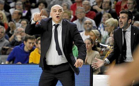 El entrenador del Real Madrid no se fía del Coosur Betis.