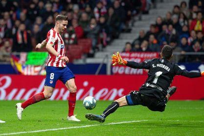 Sergio Herrera: Ante el Atlético de Madrid no se aplicó bien el VAR