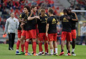 Bélgica acaba líder; Brasil, Uruguay, España, Argentina y Colombia en el top 10