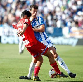 Leganés-Espanyol, duelo por todo lo bajo en el estadio de Butarque