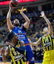 Dubljevic (Valencia), el mejor jugador (MVP) de la jornada