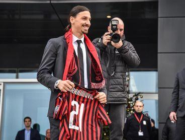 Ibrahimovic entra en la lista del Milan para medirse con el Sampdoria